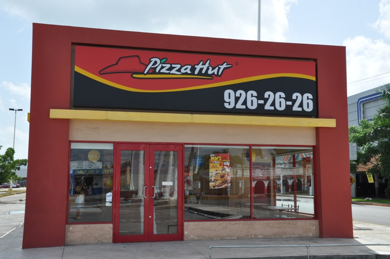 Opresa compa ia constructora - Restaurante pizza hut ...